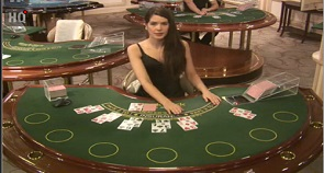Klaver Live Blackjack